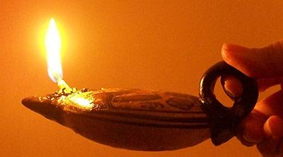 lampara aceite 0