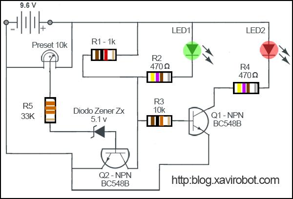 Indicador, comprobador medidor de estado de carga de baterias de replicas de airsoft