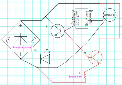 Abstracion circuito pir