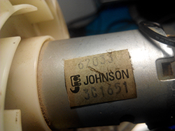 Motor turbina johnson 2